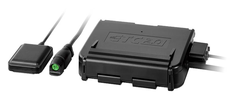 日本無線 二輪車用ETC2.0車載器 JRM-21