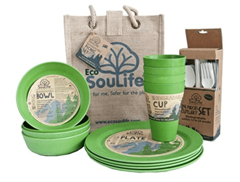 EcoSouLife Picnic Set