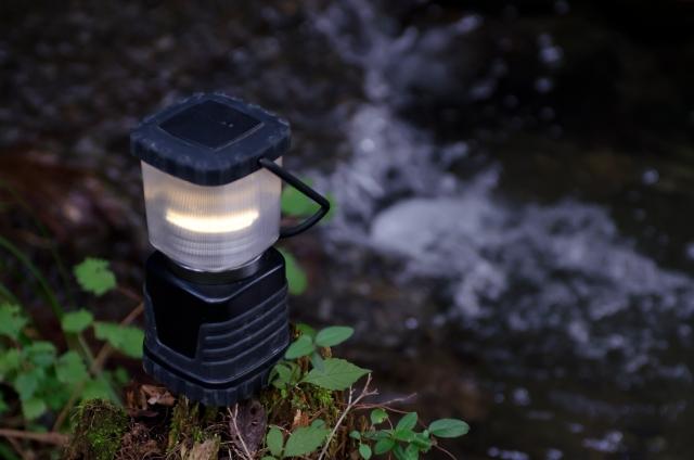 LED式ランタンの例
