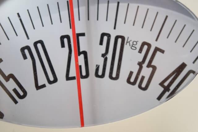 キャンプコットの耐荷重のイメージ