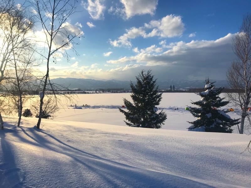 冬の北海道が輝き出す瞬間