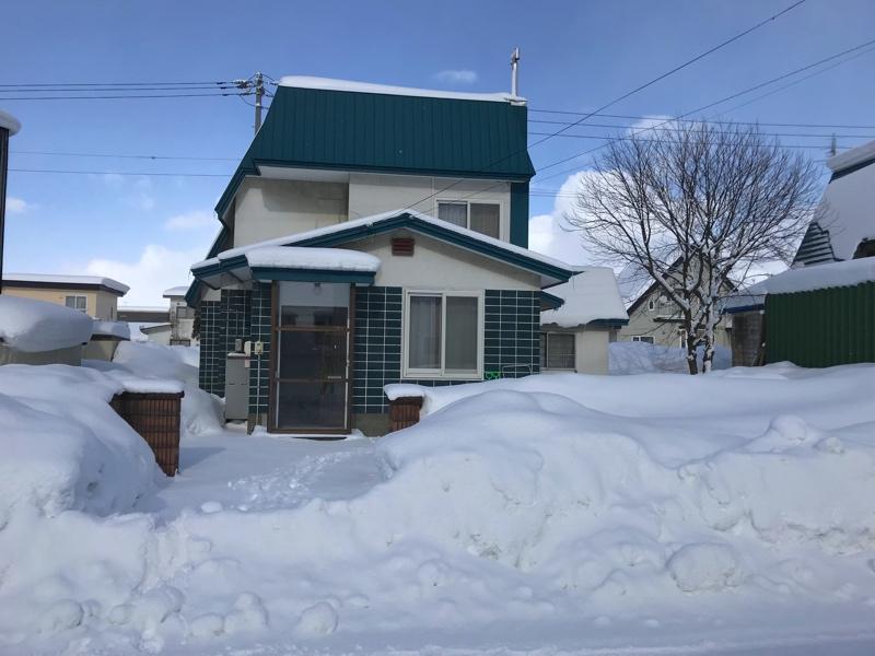北海道砂川市の移住お試しハウス「よしの」