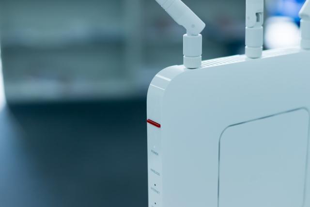 スマートスピーカーを使うために、家のwi-fi環境を整える