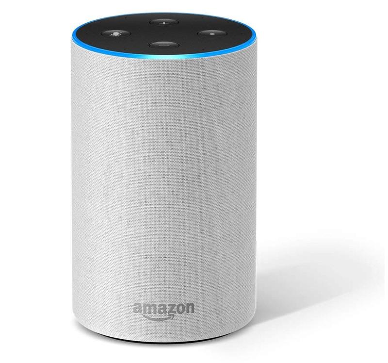 Amazon Echo スマートスピーカー with Alexa