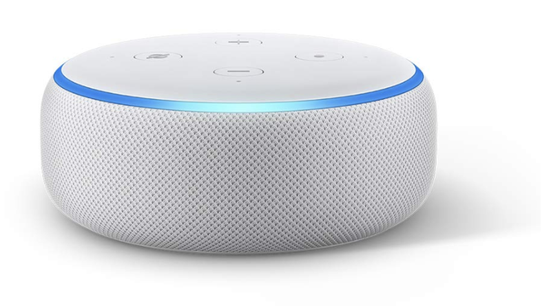 Amzon Echo Dot スマートスピーカー with Alexa