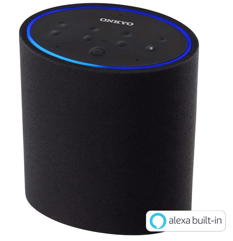 ONKYO スマートスピーカー P3 Amazon Alexa搭載