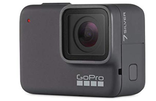 GoProも使えるジンバル・スタビライザーのイメージ