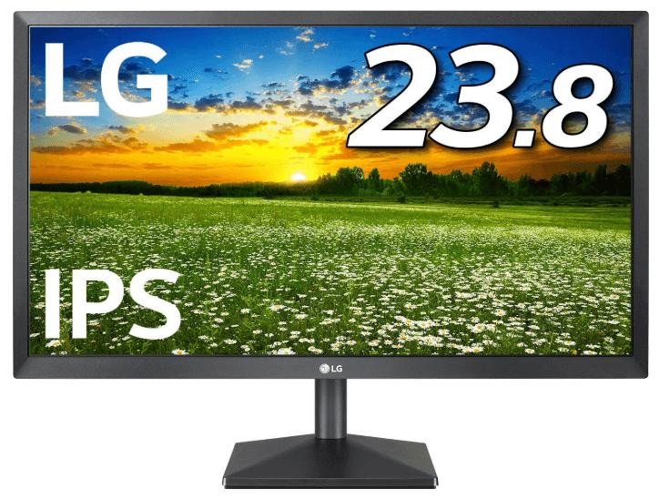 LG モニター ディスプレイ 24MK430H-B