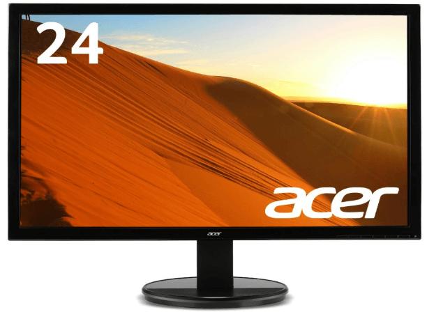 Acer モニター ディスプレイ K242HLbid 24インチ