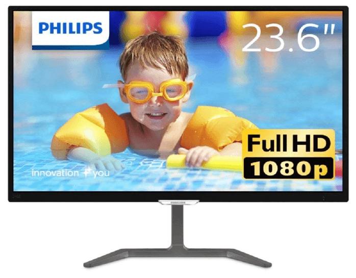 Philips 23.6型ワイド液晶ディスプレイ