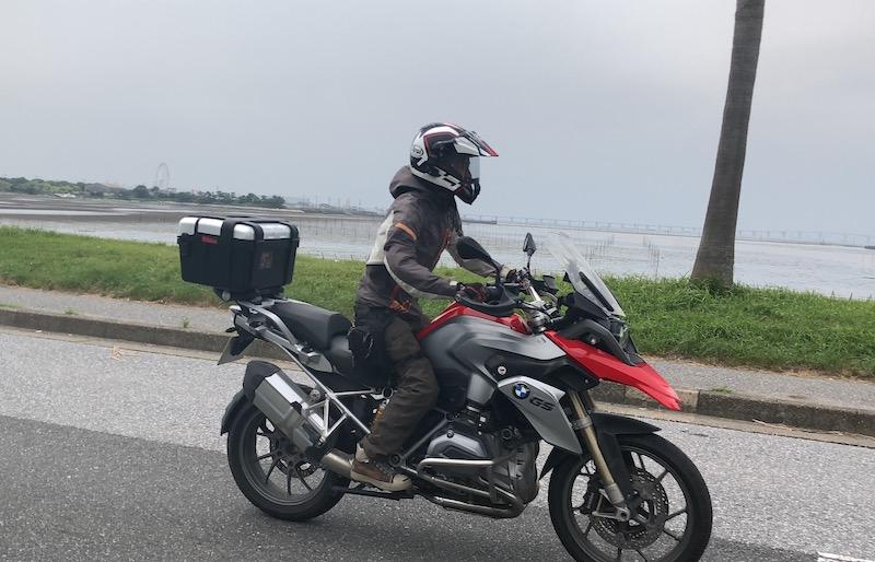 バイク用品一式のイメージ
