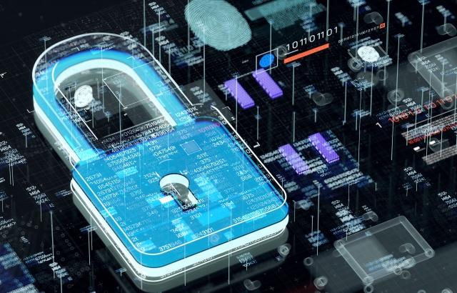 ポータブルSSDのセキュリティ性能のイメージ