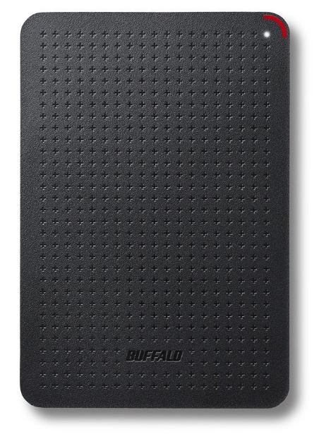 BUFFALO 耐衝撃 日本製 USB3.1(Gen1) ポータブルSSD
