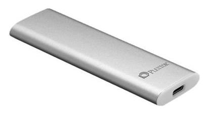 PLEXTOR  USB 3.1 Gen2 接続 ポータブルSSD EX1 Plus