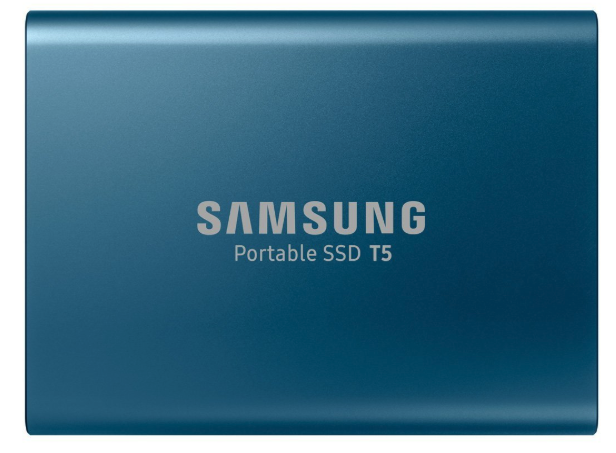 Samsung 外付けSSD T5  USB3.1 Gen2対応