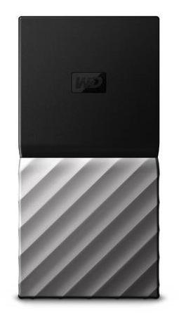 WD SSD 外付 ポータブル My Passport SSD
