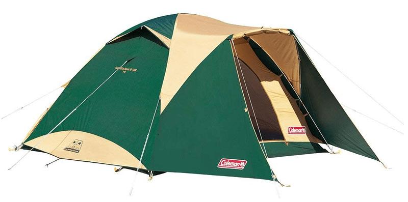 コールマン テント タフワイドドーム4 300 4~6人用