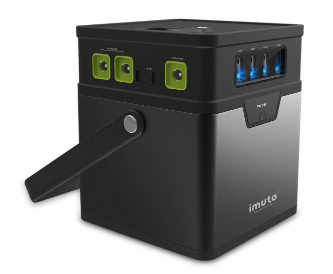 バッテリー容量182Wh:iMuto M5