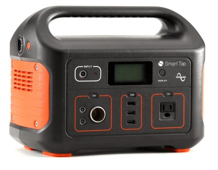 バッテリー容量626Wh:SmartTap ポータブル電源 PowerArQ