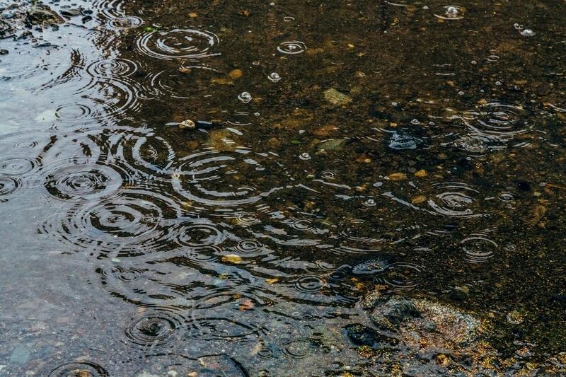 バイク用ナビの防水対応のイメージ