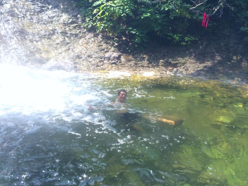 これぞ秘境知床!な場所「カムイワッカ滝の湯」