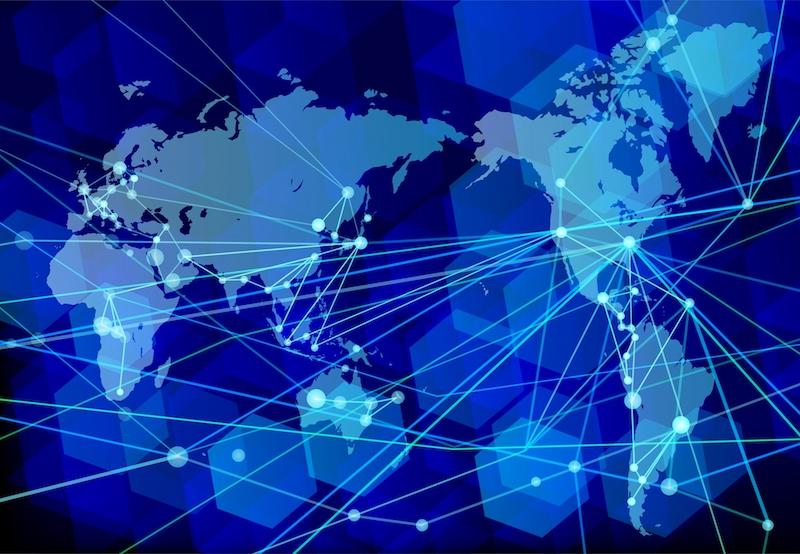 次世代携帯電話通信網「5Gサービス」のイメージ