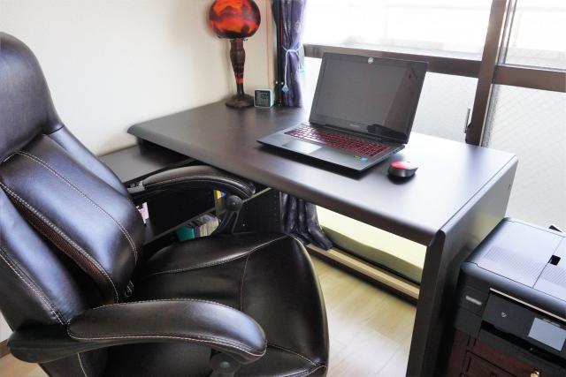 究極の座り心地のパソコンチェア「エグゼクティブモデル」のイメージ