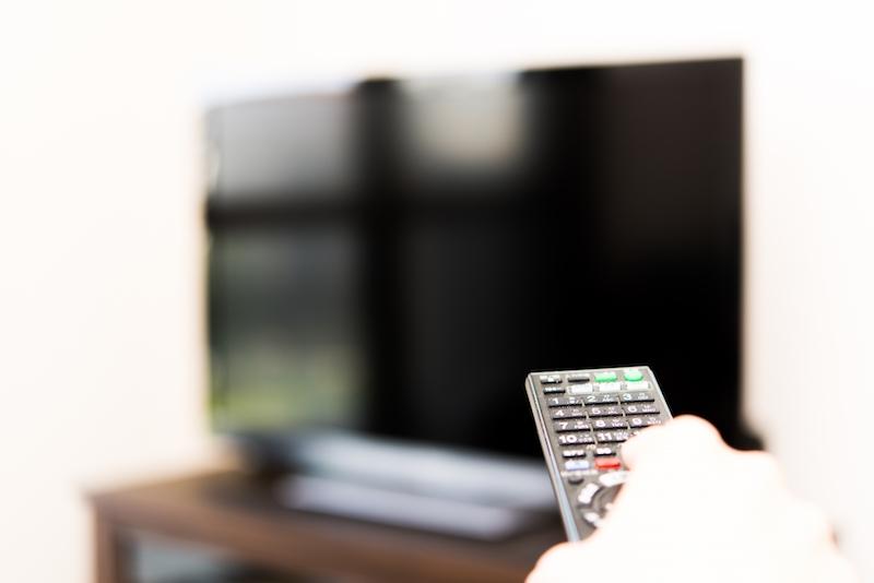 外付けHDDでテレビ録画が出来るイメージ