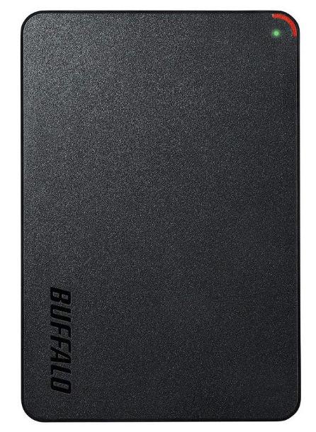 ポータブル型:BUFFALO ミニステーション USB3.1