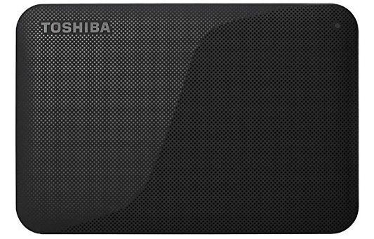ポータブル型:東芝 USB3.0接続 ポータブルハードディスク 500GB
