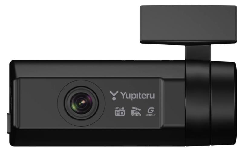 ユピテル 夜間特化型ドライブレコーダー SN-SV70P