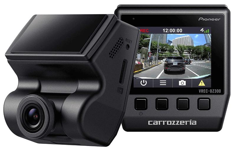 カロッツェリア(パイオニア) ドライブレコーダー VREC-DZ300
