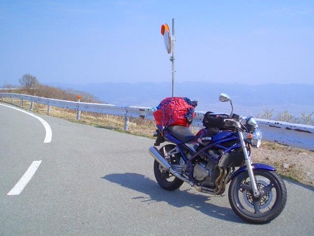 佐渡島へのバイク持ち込み