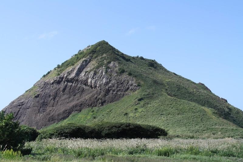 佐渡島の最北端「大野亀」