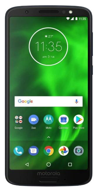 モトローラ SIM フリー スマートフォン Moto G6