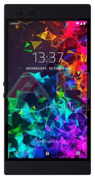 Razer Phone 2 第二世代モデル 8GB RAM 64GB