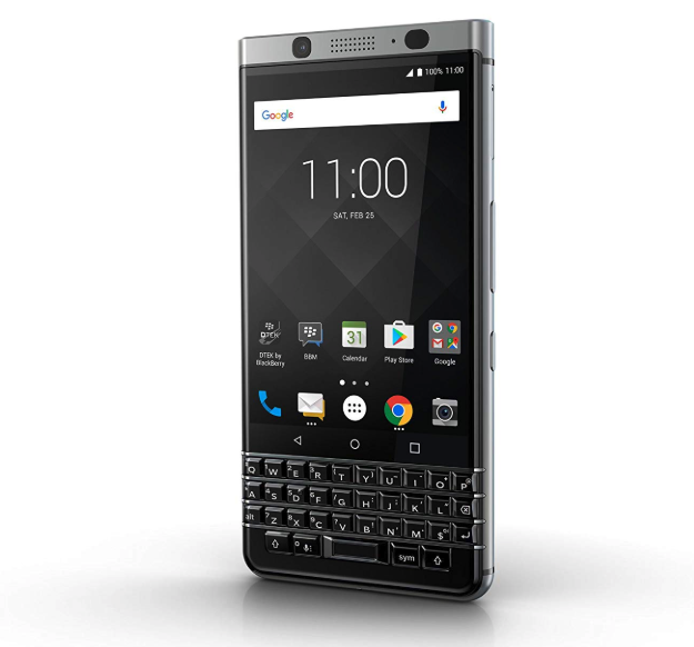 BlackBerry KEYone Black/Silver 32GB