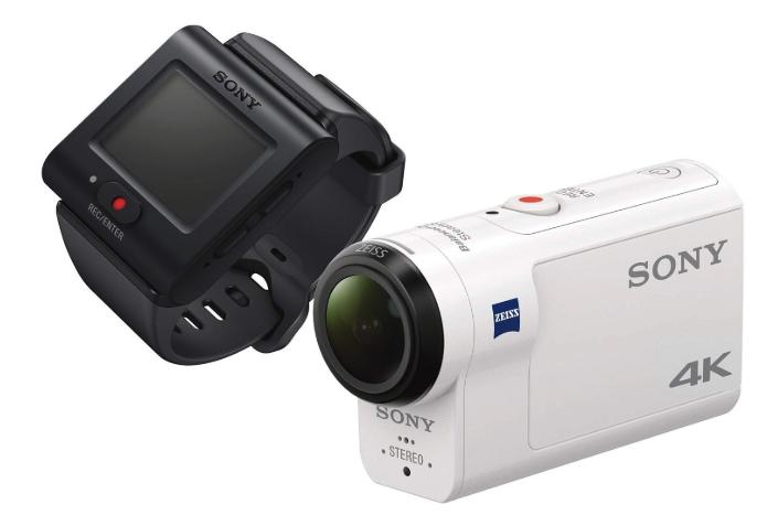 SONY ウエアラブルカメラ アクションカム FDR-X3000R
