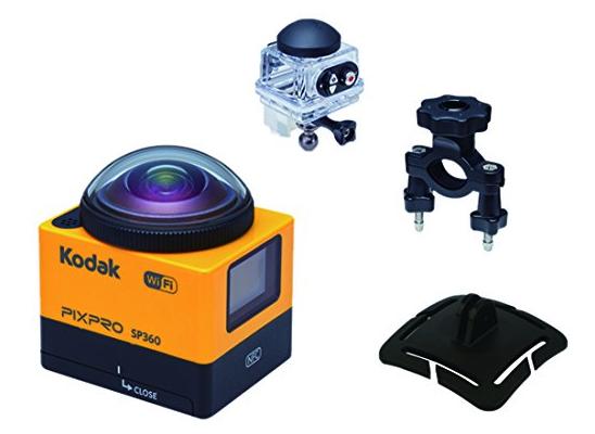 DAYTONA(デイトナ) アクションカメラ Kodak PIXPRO SP360