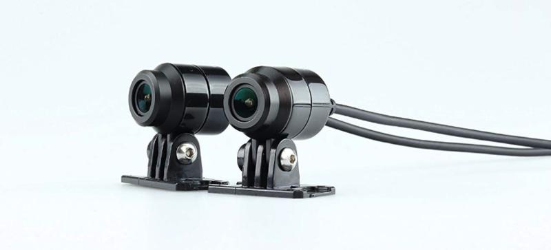 キジマ (KIJIMA) バイク用 ドライブレコーダー デュアルカメラ AD720