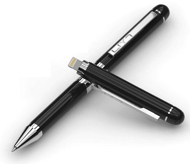 USBメモリ ボールペン型 ipen フラッシュメモリ iPhone & iPad対応