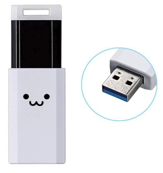 エレコム USBメモリ 32GB USB3.1 & USB 3.0 ノック式