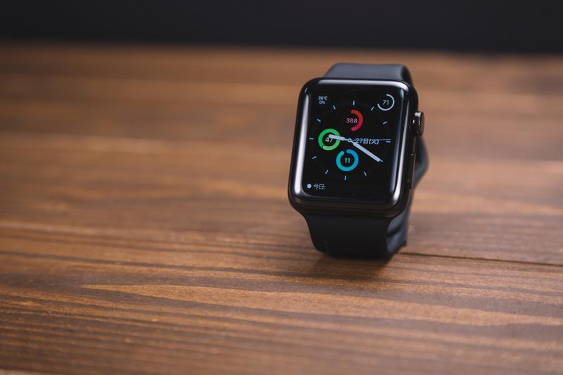 スマートウォッチの「Apple Watch」