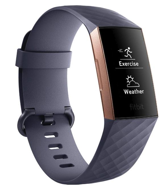 Fitbit Charge3 フィットネストラッカー