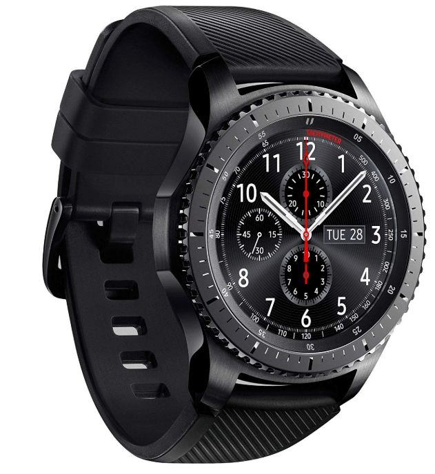 Galaxy Gear S3 Frontier iOS/Android対応
