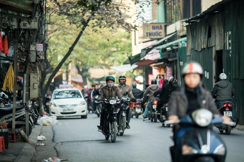 新興国で大人気の125ccバイク