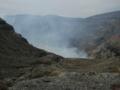 [自然][スポット]阿蘇山火口2