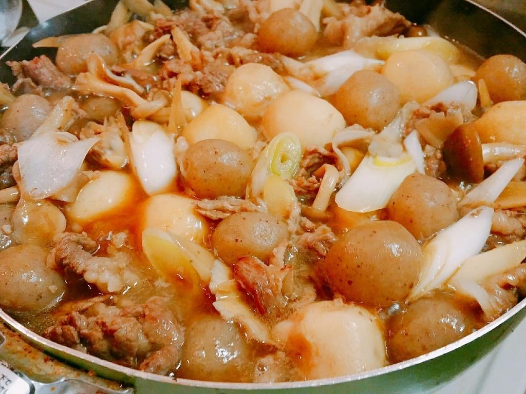 山形 芋煮 作り方
