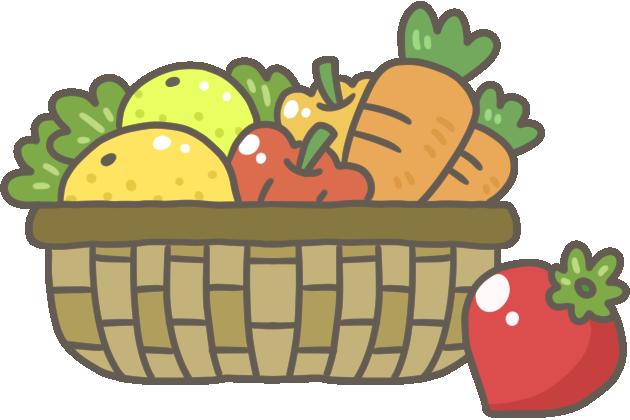 野菜たちの画像