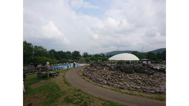 なかがわ水遊園の景色の写真